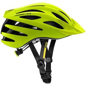 Mavic Crossride SL Elite Kask rowerowy Mężczyźni, żółty